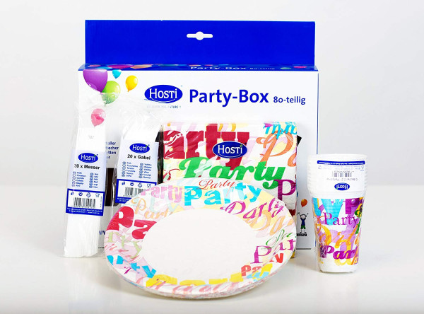 """Partybox """"Party Time"""""""